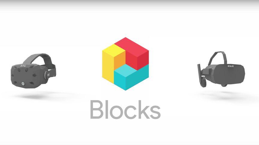 Google Blocks: Creare modelli 3D in VR