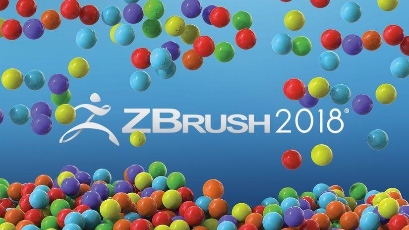 ZBrush 2018