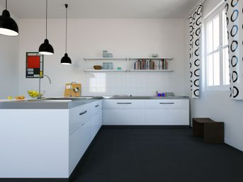 kitchen No IKEA  e No V-Ray :)