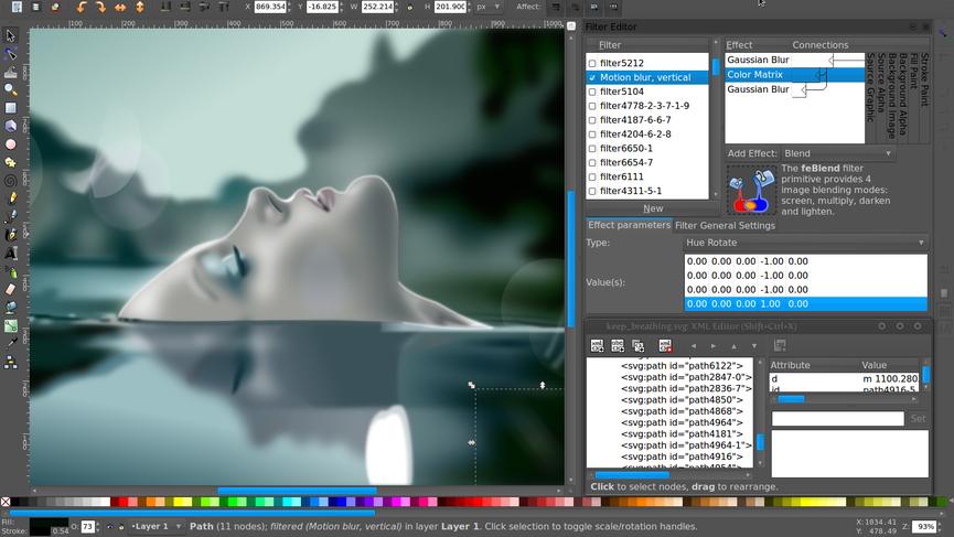 Inkscape 0.91