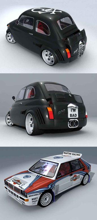 Modelli Automobili