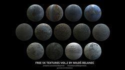 Free 5K Textures Parte 2 By Milos Belanec