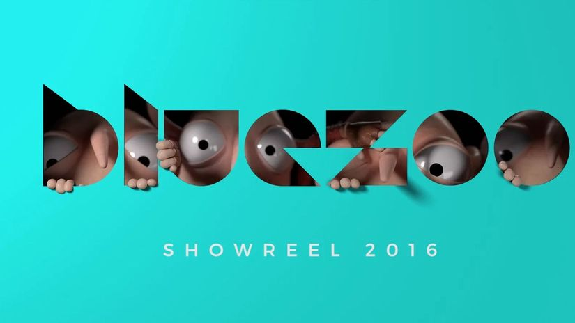 Blue Zoo - Animation Showreel 2016