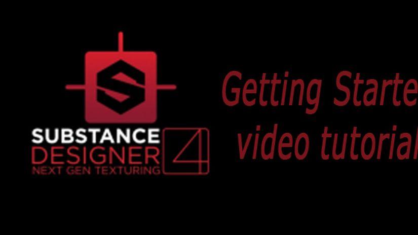 Explore Substance Designer - video tutorial