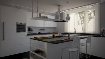Villa Residenziale - Cucina