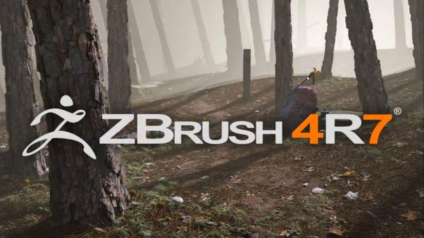 ZBrush 4 R7