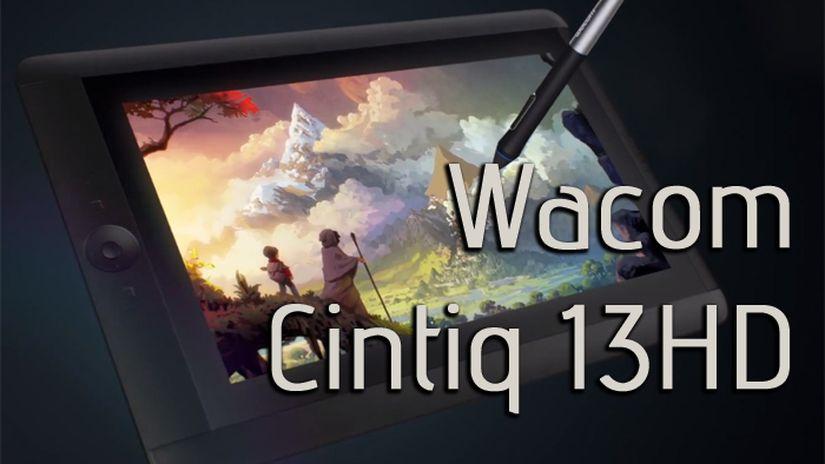 Wacom Cintiq 13HD