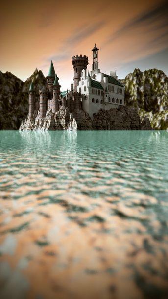 Castello contestualizzato