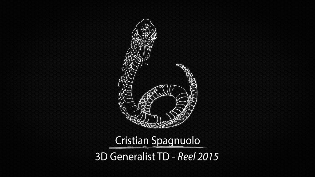 3D Generalist Reel 2015