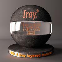 Iray+ MDL