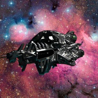 T-11 spaceship