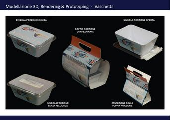 packaging da microonde - 4 salti in padella findus