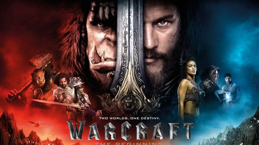 Warcraft - The Future of CGI