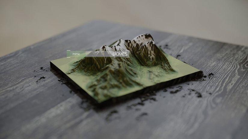 Gaea: creare terreni in 3D