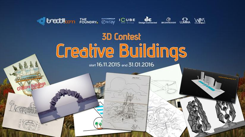 Creative Buildings - what are you waiting?