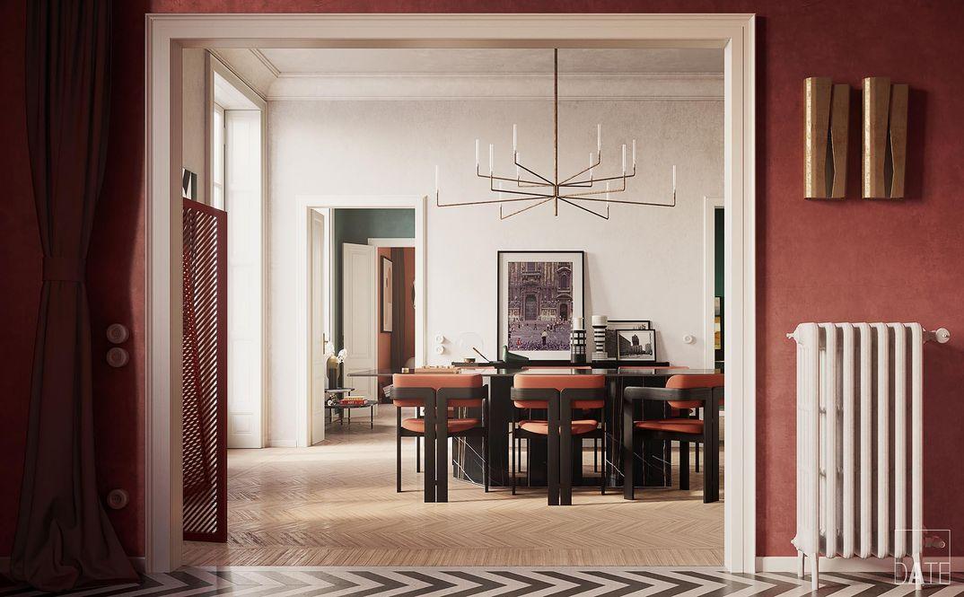 Milanese Home Concept