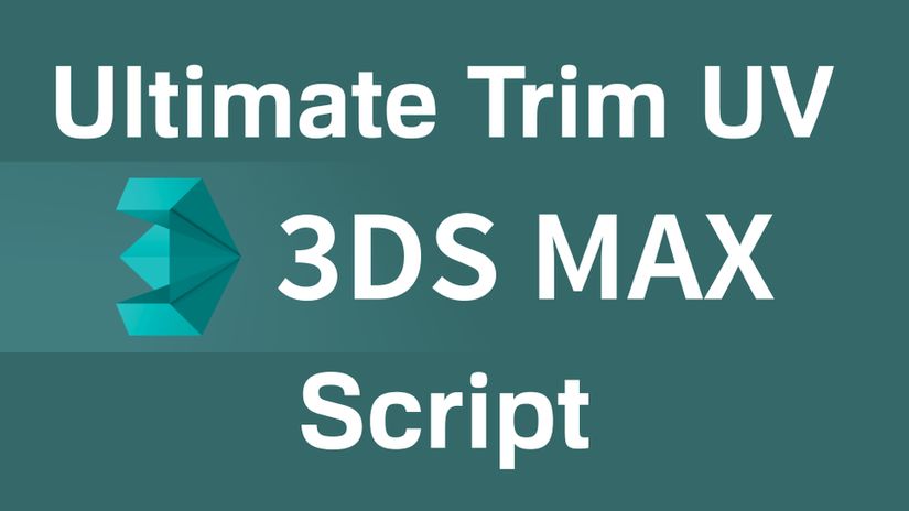 Ultimate Trim UV per 3ds Max