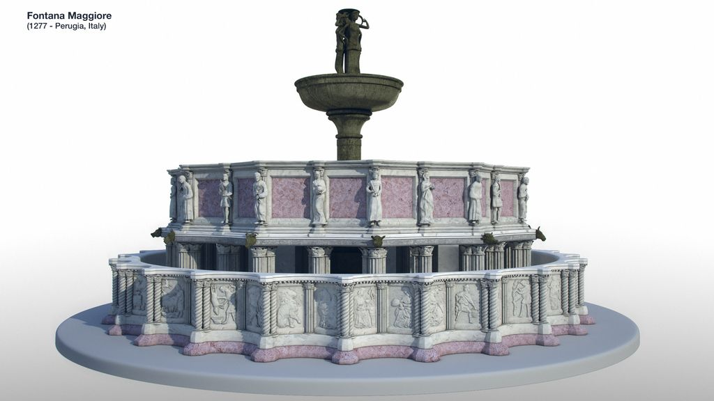 Fontana Maggiore di Perugia