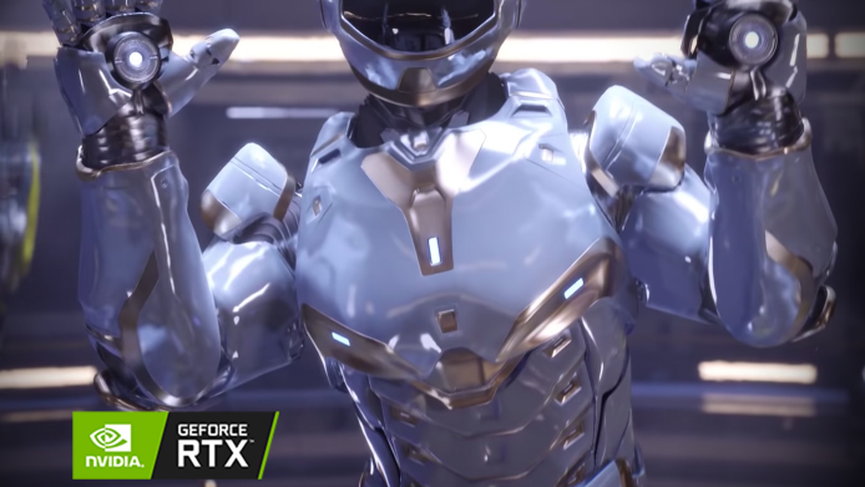 Project Sol Part 2: A Real-Time Ray-Tracing Cinematic