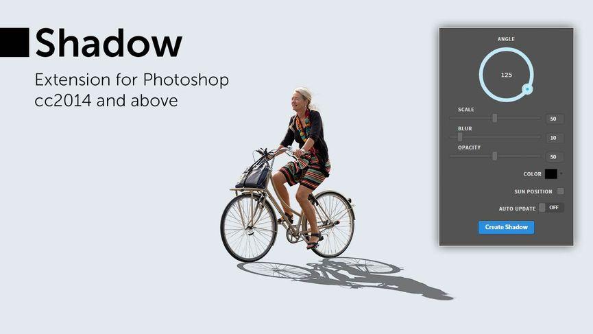 Shadow: creare ombre con Photoshop
