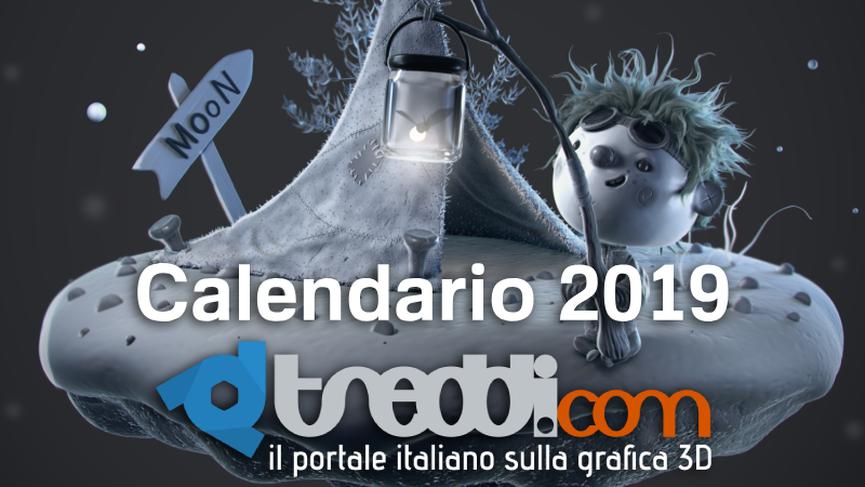 Calendario Treddi.com - 2019