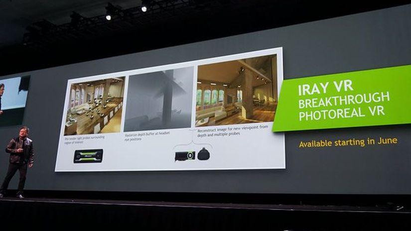 GTC 2016 - NVIDIA Iray VR