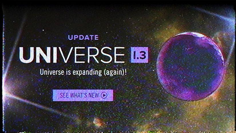 Universe 1.3