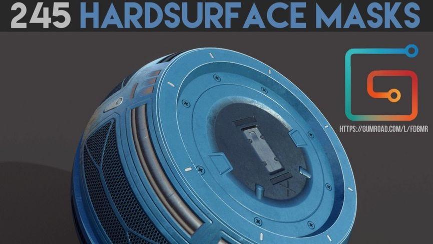 245 Maschere utili per l'hard surface modeling