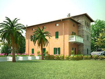 Villa Vray Sun/sky