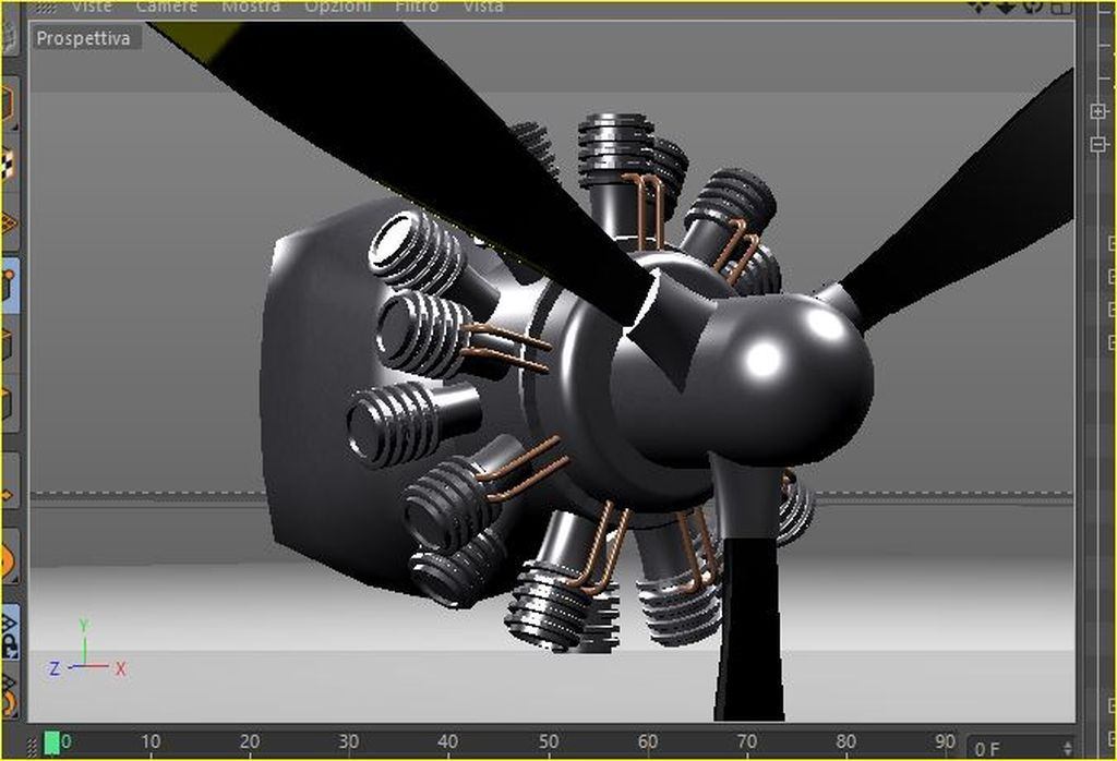 engine vought f4 corsair wip.JPG