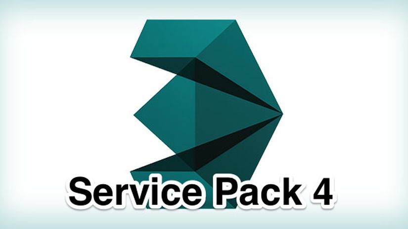 Autodesk 3ds Max 2014 Service Pack 4