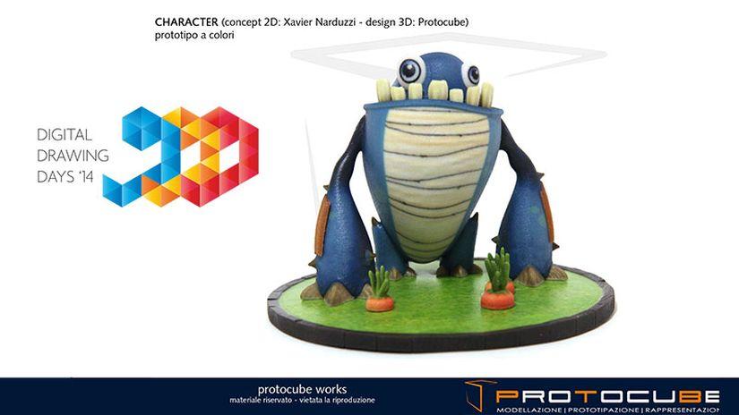 DDD 2014 - PROTOCUBE