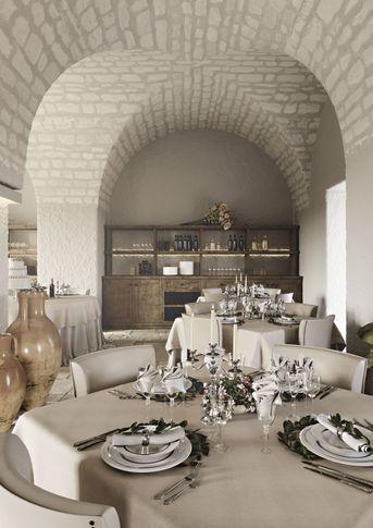 Restaurant renovation in Cisternino - BR
