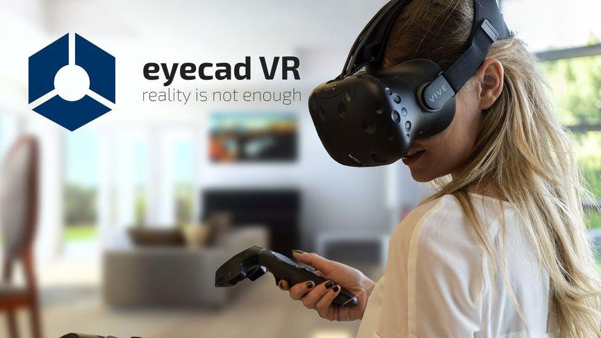 EYECAD VR: La realtà virtuale per architetti e interior designer