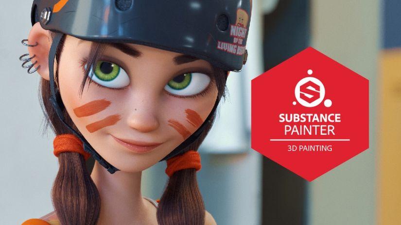 Substance Painter Summer 2019