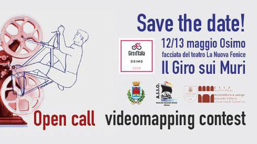 Videomapping Contest Call - In giro sui muri