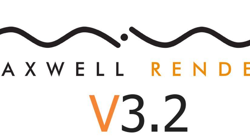 Maxwell Render 3.2