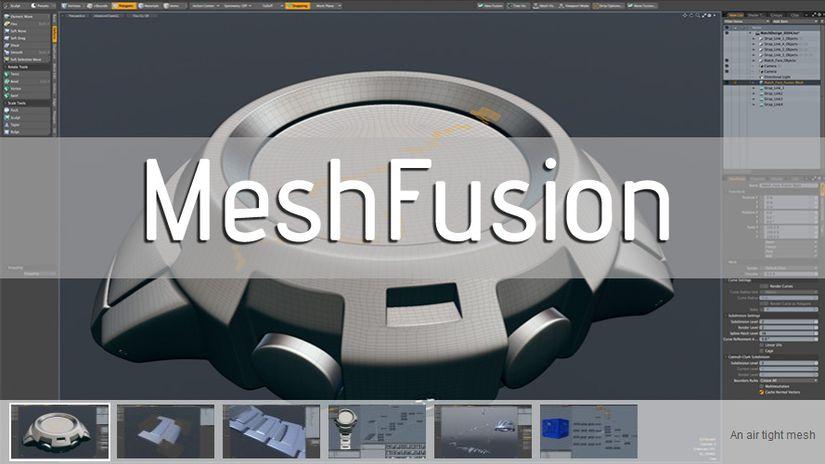MeshFusion