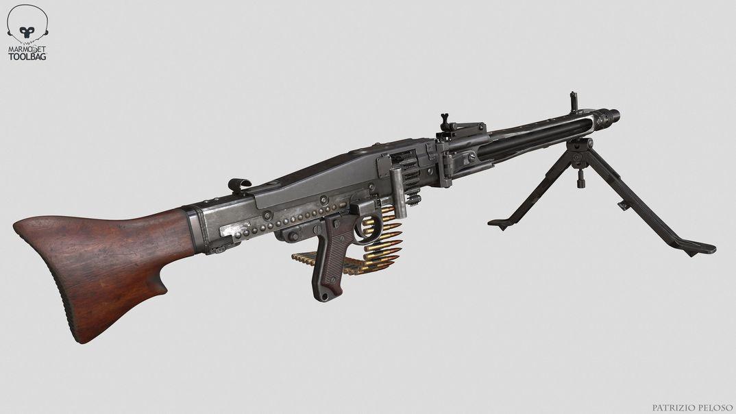 MG-42 1943