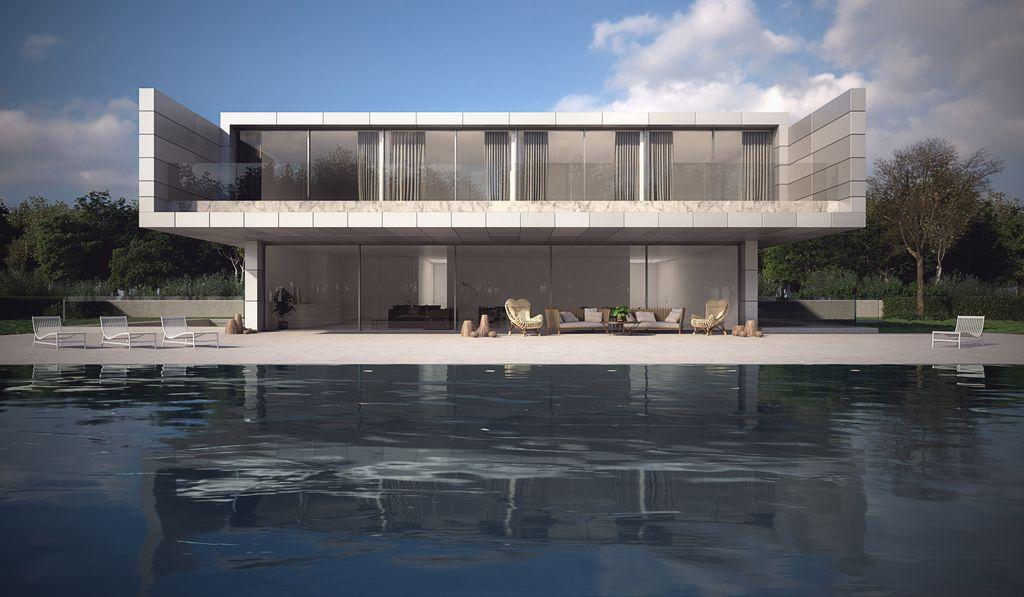 Alluminium House