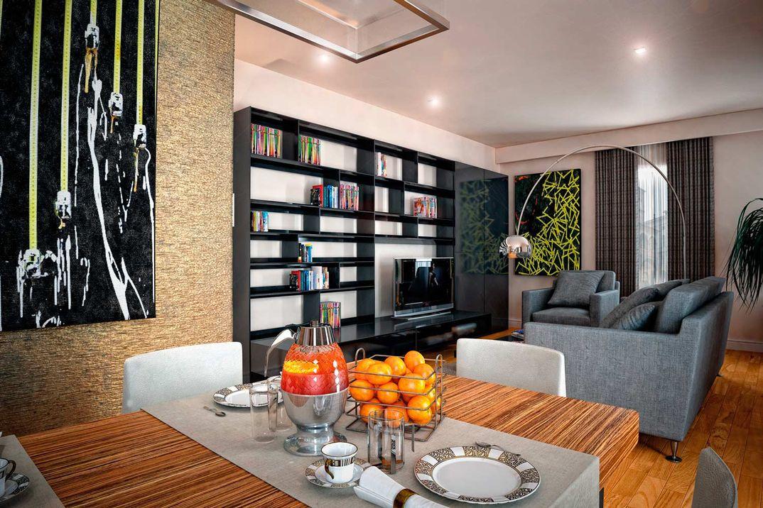 Realizzazioni Rendering fotorealistici 3d : Residenze Private