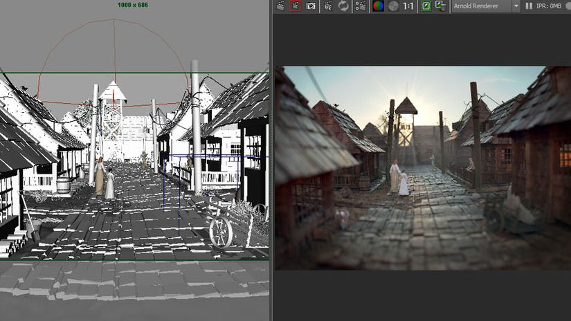 Autodesk acquisisce Solid Angle (Arnold Renderer)