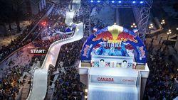 Red Bull Crashed Ice VFX Breakdown
