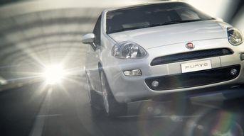 Fiat Punto - by TaxFreeFilm