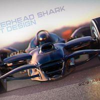 HammerHead F1 concept Design