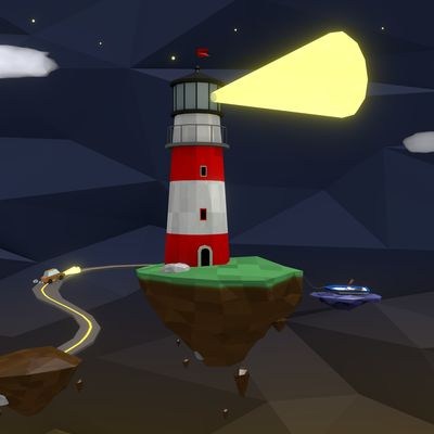 Night at the Lighthouse