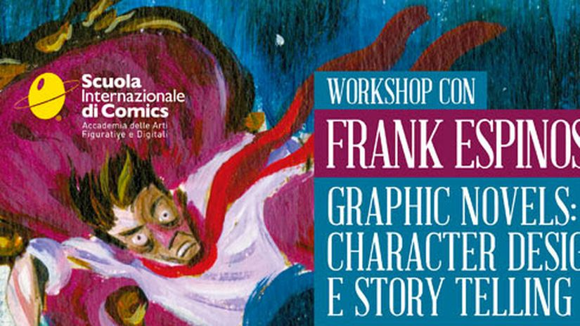 Workshop con Frank Espinosa