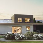 Wooden house | crosslam project