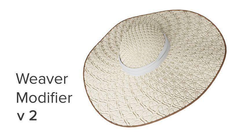 Weaver Modifier 2 per 3ds Max