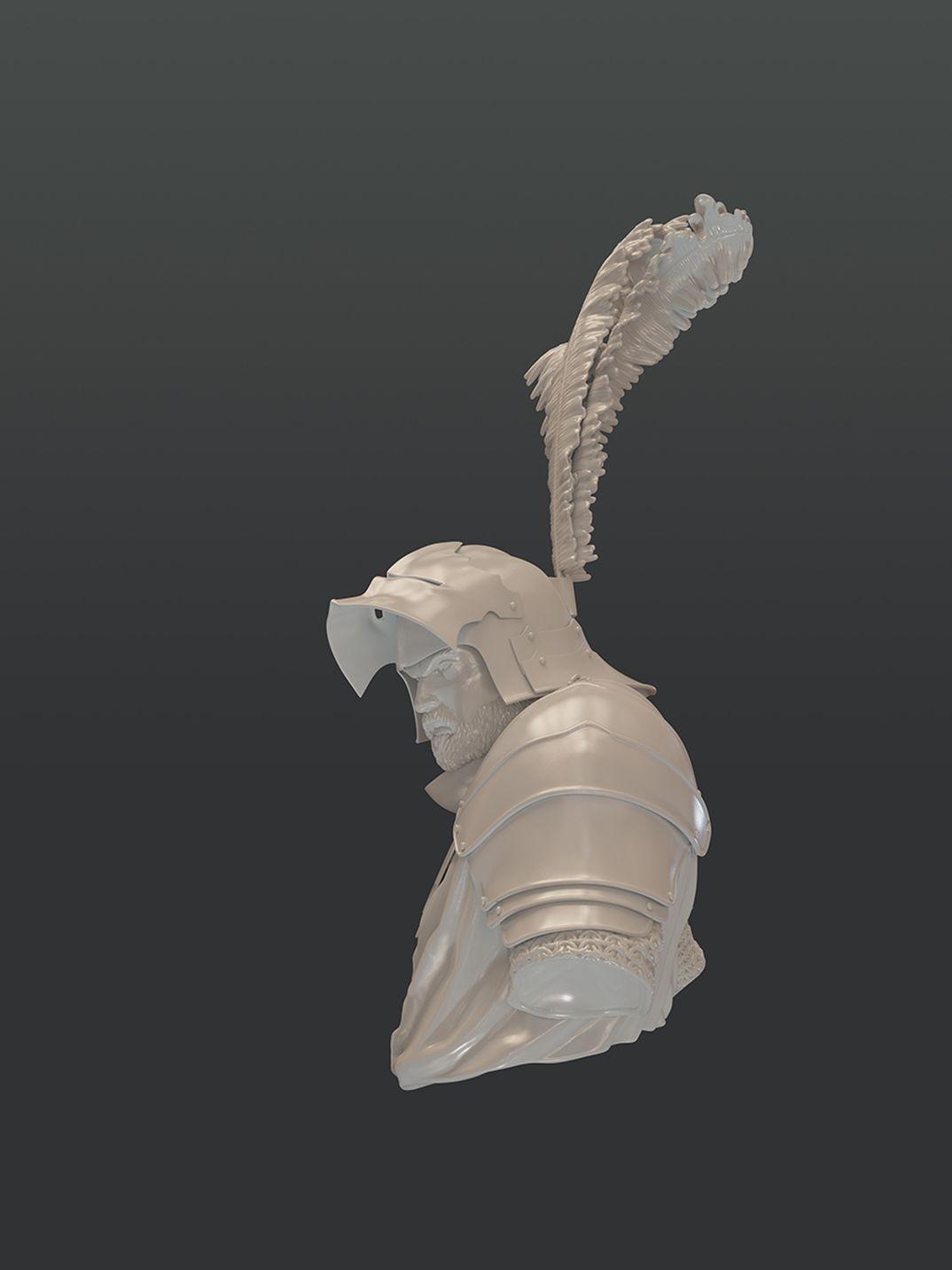 Cavaliere del XV secolo